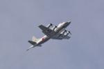 りゅうさんさんが、調布飛行場で撮影した海上自衛隊 UP-3Cの航空フォト(写真)