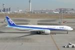 D-AWTRさんが、羽田空港で撮影した全日空 777-381/ERの航空フォト(写真)