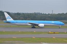 amagoさんが、成田国際空港で撮影したKLMオランダ航空 777-306/ERの航空フォト(写真)