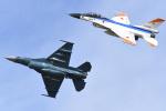 ばとさんが、岐阜基地で撮影した航空自衛隊 F-2Aの航空フォト(写真)
