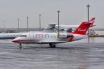はるかのパパさんが、羽田空港で撮影したキャピタル・エアラインズ Challenger 600の航空フォト(写真)