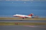 hirokongさんが、羽田空港で撮影したHanhwa Airlines BD-100 Challenger 300/350の航空フォト(写真)