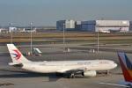 hirokongさんが、羽田空港で撮影した中国東方航空 A330-343Xの航空フォト(写真)