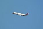 kaz787さんが、伊丹空港で撮影したアイベックスエアラインズ CL-600-2B19 Regional Jet CRJ-200ERの航空フォト(写真)