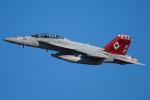 Tomo-Papaさんが、厚木飛行場で撮影したアメリカ海軍 F/A-18F Super Hornetの航空フォト(写真)