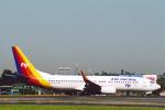 菊池 正人さんが、シドニー国際空港で撮影したエア・パシフィック 737-8X2の航空フォト(写真)