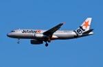 柏の子?さんが、成田国際空港で撮影したジェットスター・ジャパン A320-232の航空フォト(写真)