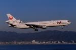 Yossy96さんが、関西国際空港で撮影した日本航空 MD-11の航空フォト(写真)