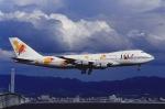 Yossy96さんが、関西国際空港で撮影した日本航空 747-246Bの航空フォト(写真)