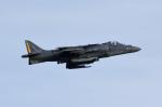 じゃまちゃんさんが、厚木飛行場で撮影したアメリカ海兵隊 AV-8B(R) Harrier II+の航空フォト(写真)