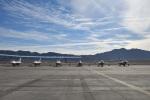 チャッピー・シミズさんが、ネリス空軍基地で撮影したアメリカ空軍 F-16CM-50-CF Fighting Falconの航空フォト(写真)