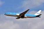 sonnyさんが、成田国際空港で撮影したKLMオランダ航空 777-206/ERの航空フォト(写真)