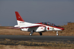 じゃまちゃんさんが、入間飛行場で撮影した航空自衛隊 T-4の航空フォト(写真)