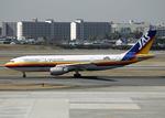 Bokuranさんが、伊丹空港で撮影した日本航空 A300B2K-3Cの航空フォト(写真)