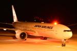白銀7さんが、広島空港で撮影した日本航空 777-346/ERの航空フォト(写真)