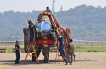 TAOTAOさんが、珠海金湾空港で撮影した中国人民解放軍 空軍 J-10の航空フォト(写真)