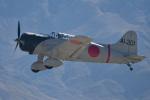 チャッピー・シミズさんが、ネリス空軍基地で撮影した日本海軍の航空フォト(写真)