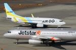 ドラパチさんが、中部国際空港で撮影したジェットスター・ジャパン A320-232の航空フォト(写真)