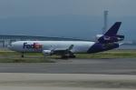 toyoquitoさんが、関西国際空港で撮影したフェデックス・エクスプレス MD-11Fの航空フォト(写真)