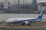Fly Yokotayaさんが、羽田空港で撮影した全日空 777-281/ERの航空フォト(写真)