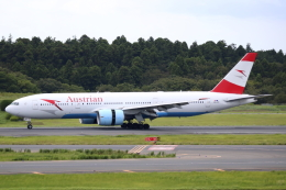 Koba UNITED®さんが、成田国際空港で撮影したオーストリア航空 777-2Z9/ERの航空フォト(写真)