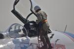 TAOTAOさんが、珠海金湾空港で撮影したロシア空軍 Su-27の航空フォト(写真)
