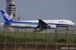 yusuke@HNDさんが、羽田空港で撮影した全日空 777-281の航空フォト(写真)