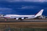 Yossy96さんが、伊丹空港で撮影した大韓民国空軍 747-4B5の航空フォト(写真)