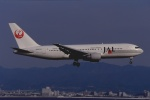 Yossy96さんが、関西国際空港で撮影した日本航空 767-246の航空フォト(写真)
