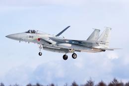 Echo-Kiloさんが、千歳基地で撮影した航空自衛隊 F-15J Eagleの航空フォト(写真)