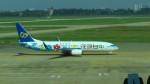 twinengineさんが、タンソンニャット国際空港で撮影したマンダリン航空 737-8SHの航空フォト(写真)