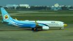 twinengineさんが、タンソンニャット国際空港で撮影したノックエア 737-86Jの航空フォト(写真)