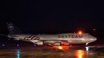 オキシドールさんが、広島空港で撮影したチャイナエアライン 747-409の航空フォト(写真)