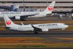 AkilaYさんが、羽田空港で撮影した日本航空 737-846の航空フォト(写真)