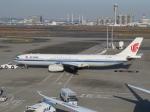 さとうさんが、羽田空港で撮影した中国国際航空 A330-343Xの航空フォト(写真)