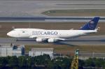 Asamaさんが、香港国際空港で撮影したサウディア 747-4F6(BDSF)の航空フォト(写真)