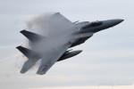 かずかずさんが、茨城空港で撮影した航空自衛隊 F-15J Eagleの航空フォト(写真)
