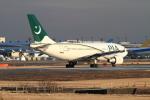 MOHICANさんが、成田国際空港で撮影したパキスタン国際航空 A310-325/ETの航空フォト(写真)