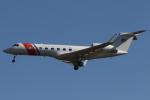 RCH8607さんが、横田基地で撮影したアメリカ沿岸警備隊 C-37A Gulfstream V (G-V)の航空フォト(写真)