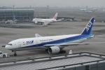 くーぺいさんが、羽田空港で撮影した全日空 777-281/ERの航空フォト(写真)