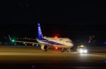 COLT VerRさんが、岡山空港で撮影した全日空 A321-211の航空フォト(写真)