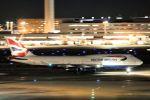 ハネヨンさんが、羽田空港で撮影したブリティッシュ・エアウェイズ 747-436の航空フォト(写真)