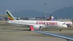 twinengineさんが、香港国際空港で撮影したエチオピア航空 787-8 Dreamlinerの航空フォト(写真)