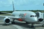pepeA330さんが、ケアンズ空港で撮影したジェットスター 787-8 Dreamlinerの航空フォト(写真)