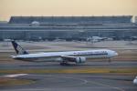 pepeA330さんが、羽田空港で撮影したシンガポール航空 777-312/ERの航空フォト(写真)