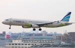 Tomo_ritoguriさんが、福岡空港で撮影したエアプサン A321-131の航空フォト(写真)