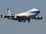 Kuniboさんが、成田国際空港で撮影した日本貨物航空 747-281F/SCDの航空フォト(写真)