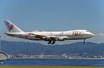 Gambardierさんが、関西国際空港で撮影した日本航空 747-246Bの航空フォト(写真)