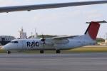 kikiさんが、那覇空港で撮影した琉球エアーコミューター DHC-8-314 Dash 8の航空フォト(写真)