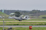 ばとさんが、茨城空港で撮影した航空自衛隊 F-15DJ Eagleの航空フォト(写真)